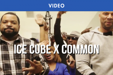 ICE CUBE X COMMON : REAL PEOPLE