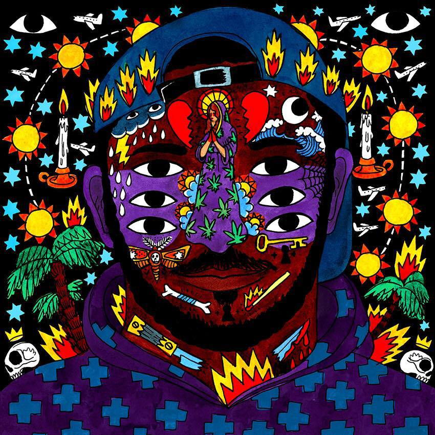 KAYTRANADA : GLOWED UP (FEAT. ANDERSON PAAK)