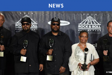 NWA AU ROCK & ROLL HALL OF FAME