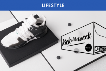 KICK OF THE WEEK #002 : ADIDAS EQUIPMENT IS BACK !