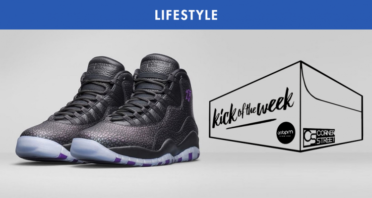 KICK OF THE WEEK #001 : JORDAN X CITY PACK