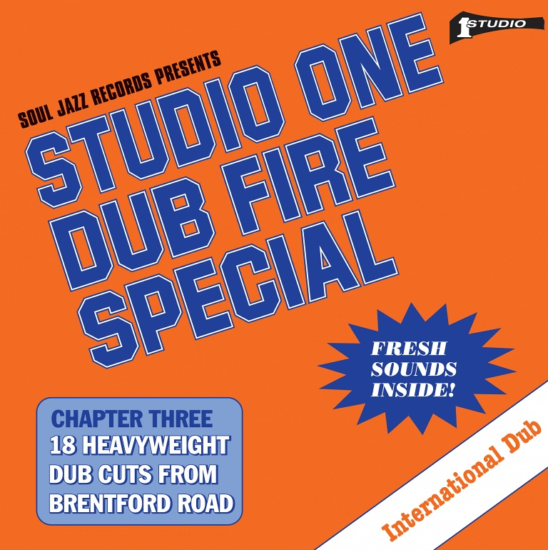 STUDIO ONE DUB FIRE SPECIAL – CHAPTER 3