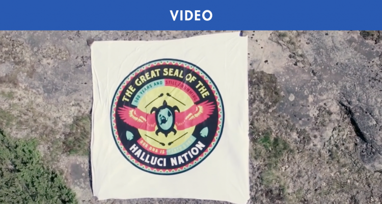 « WE ARE THE HALLUCI NATION » DE A TRIBE CALLED RED : #INDIANSLIVESMATTER