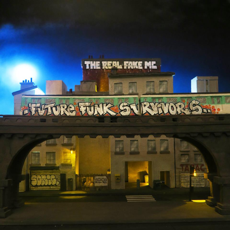 THE REAL FAKE MC : FUTURE FUNK SURVIVORS SAMPLER