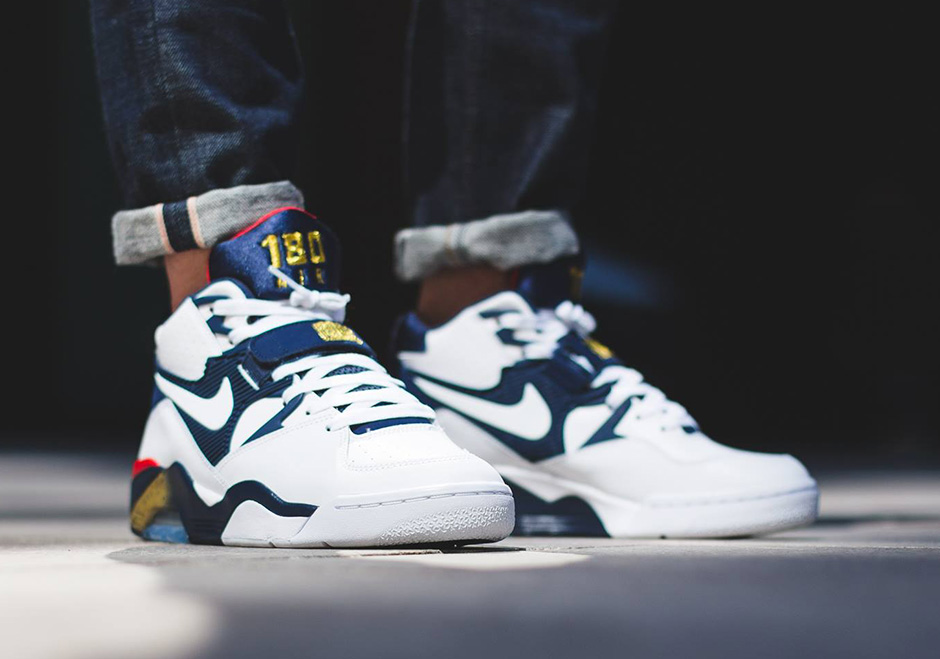 KICK OF THE WEEK #004 : NIKE AIR FORCE 180 OLYMPIC