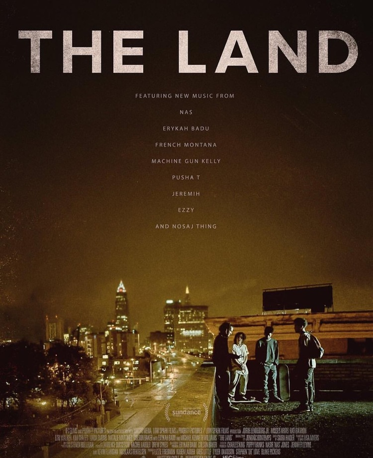 « THE LAND » : LE BANDE ORIGINALE FROM CLEVELAND (ET SES ENVIRONS)