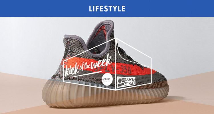 KICK OF THE WEEK #009 : CORNER STREET CÉLÈBRE LA YEEZY BOOST 350 V2