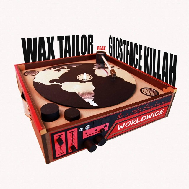 WAX TAILOR S'OFFRE GHOSTFACE KILLAH SUR « WORLDWIDE »