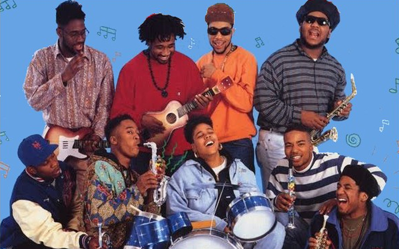 SPEAKING WITH TONGUES : LE DOCU SUR LE NATIVE TONGUES POSSE EN CROWDFUNDING
