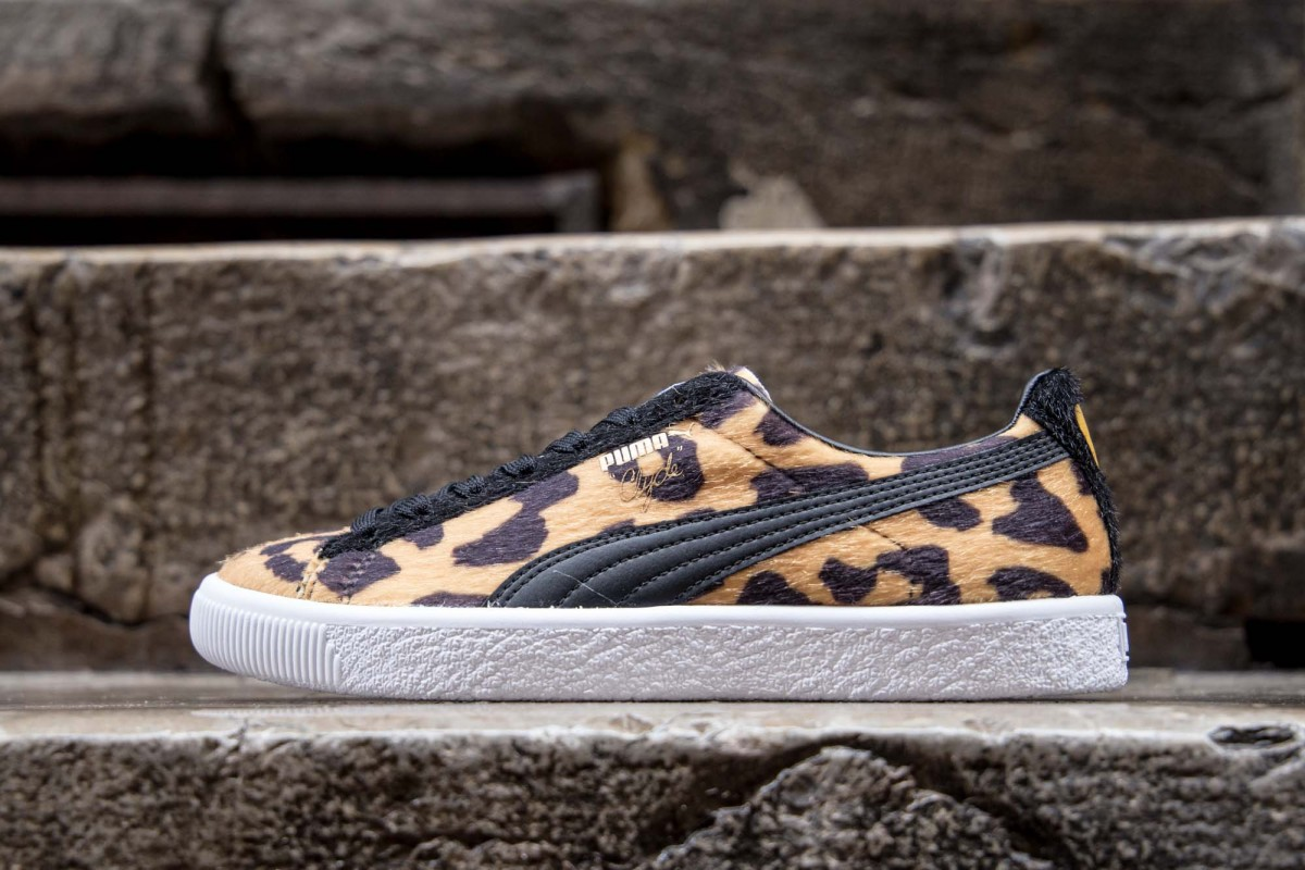 KICK OF THE WEEK #14 : PUMA CLYDE ANIMAL PACK