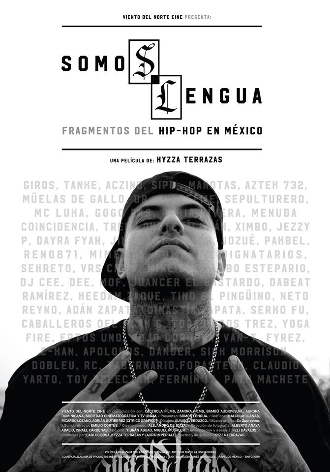 PROJECTION DU DOCUMENTAIRE « SOMOS LENGUA » SUR LE RAP MEXICAIN : PLACE À GAGNER