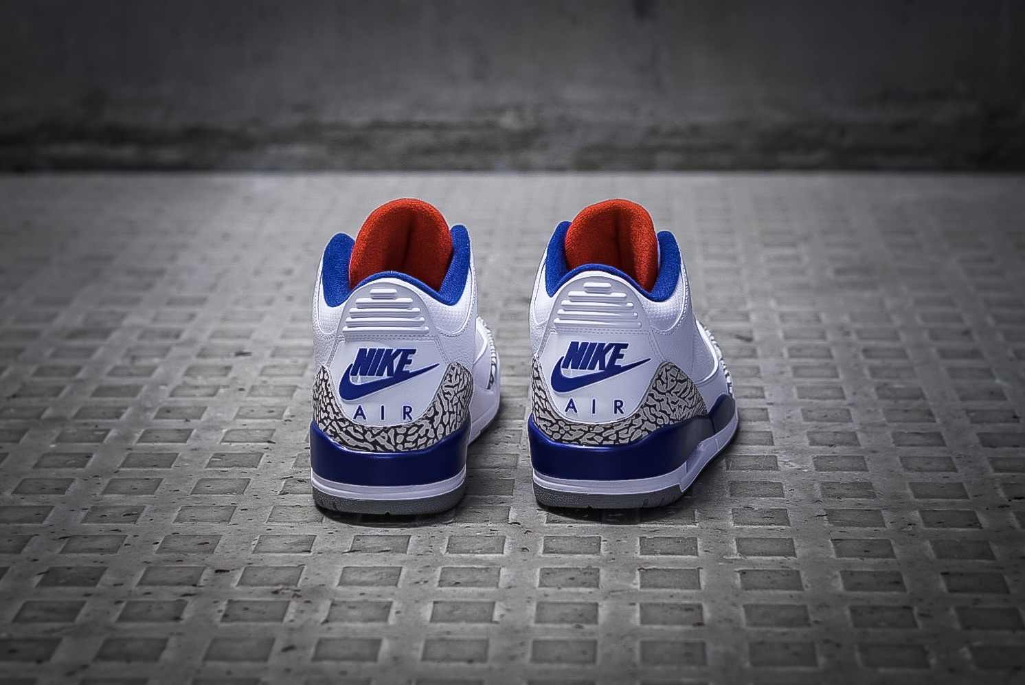 KICK OF THE WEEK #17 : AIR JORDAN 3 OG TRUE BLUE