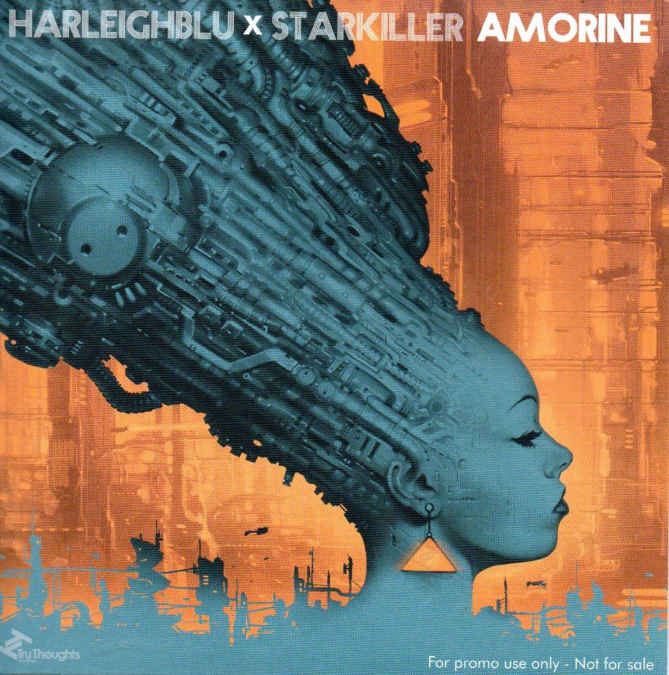 HARLEIGHBLU x STARKILLER : AMORINE