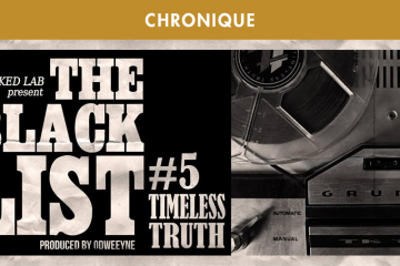 ODWEEYNE X TIMELESS TRUTH : THE BLACK LIST #5