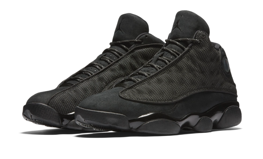 KICK OF THE WEEK #23 : AIR JORDAN XIII BLACK CAT