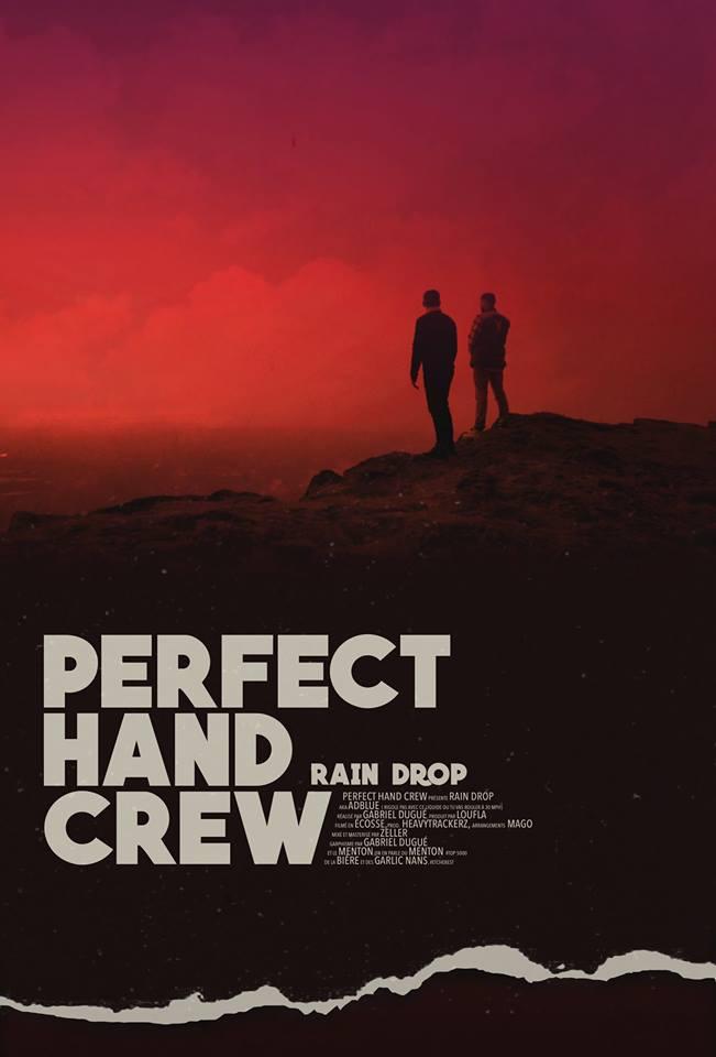 PERFECT HAND CREW : RAIN DROP