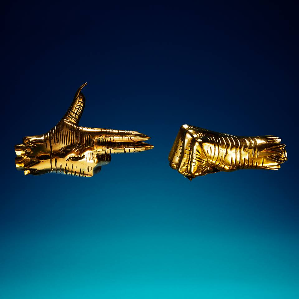 RUN THE JEWELS 3 : LE TEMPS DE LA RÉSISTANCE