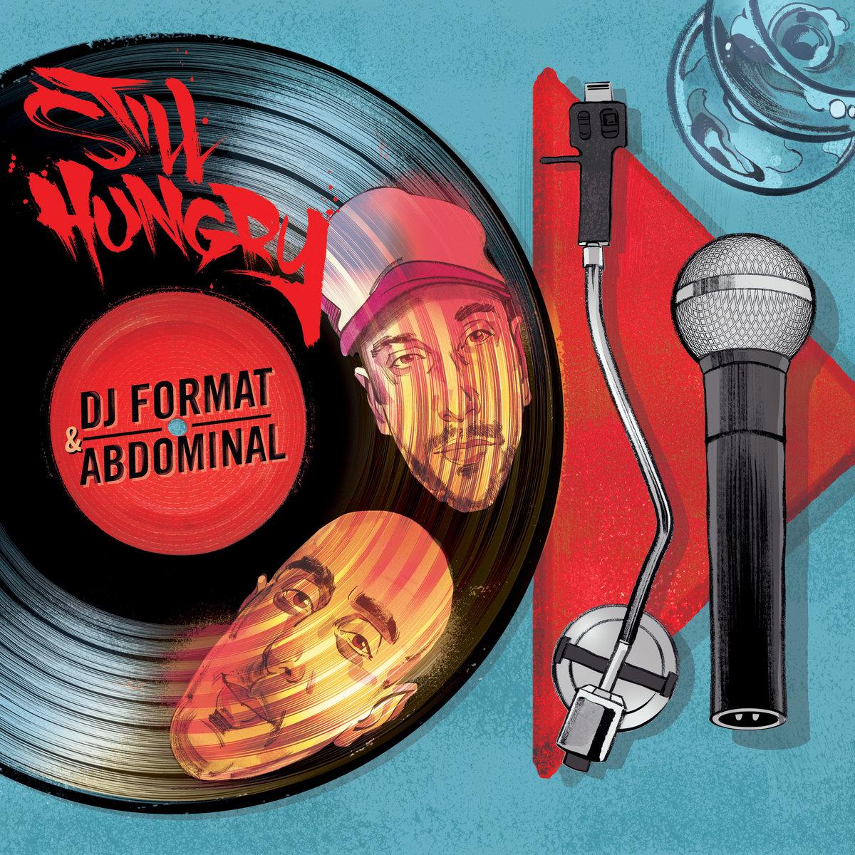 DJ FORMAT & ABDOMINAL : DIAMOND HAMMER