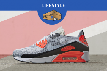 KICK OF THE WEEK #27 : NIKE AIR MAX 90 ULTRA FLYKNIT