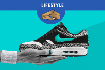 KICK OF THE WEEK #29 : NIKE AIR MAX 1 ATMOS ELEPHANT 2017