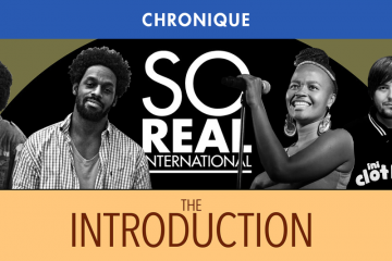 SO REAL INTERNATIONAL DÉMARRE FORT AVEC « THE INTRODUCTION »