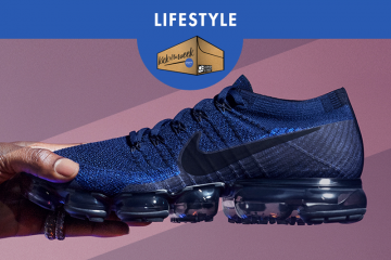 KICK OF THE WEEK #37 : NIKE AIR VAPORMAX COLORWAY COLLEGE NAVY