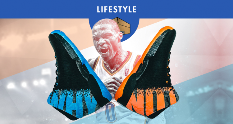 KICK OF THE WEEK #38 : AIR JORDAN 31 RUSSELL WESTBROOK EDITION