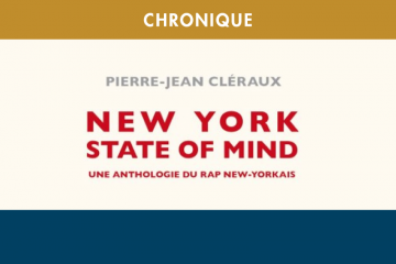 PIERRE-JEAN CLERAUX : NEW-YORK STATE OF MIND