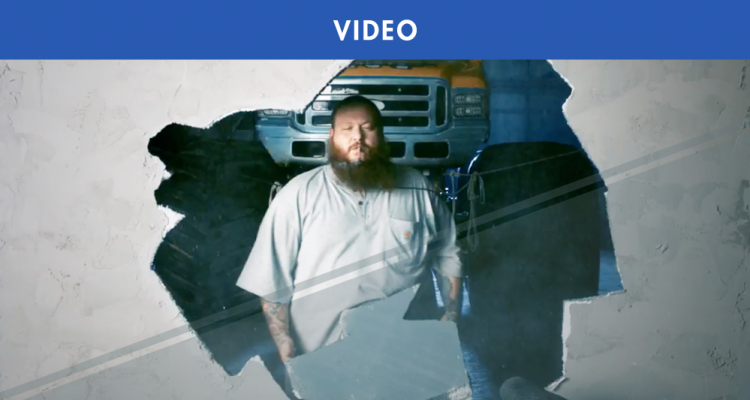ACTION BRONSON : LE CLIP DE « LET ME BREATHE »