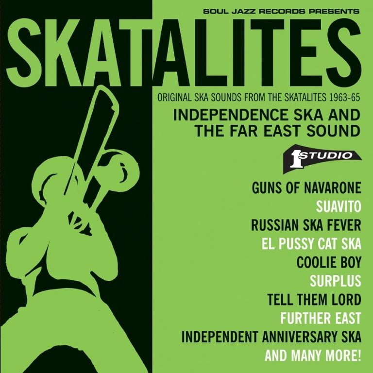 ORIGINAL SKA SOUNDS FROM THE SKATALITES 1963 – 65