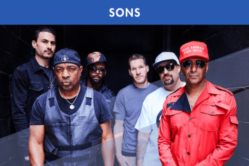 PROPHETS OF RAGE : RADICAL EYES