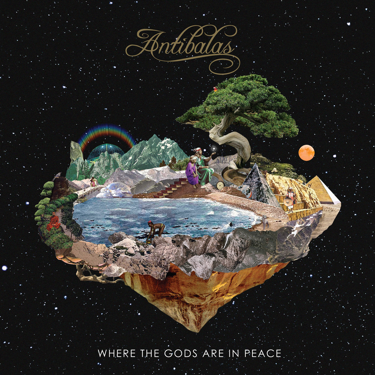 ANTIBALAS : WHERE THE GODS ARE IN PEACE