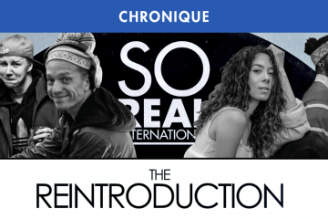 « THE REINTRODUCTION » DE SO REAL INTERNATIONAL : LES PRÉSENTATIONS N'ÉTAIENT PAS TERMINÉES