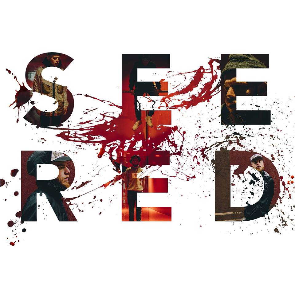« SEE RED » : AARON COHEN VOIT ROUGE