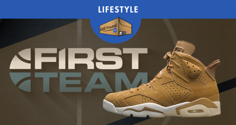 KICK OF THE WEEK #50 : AIR JORDAN VI GOLDEN HARVEST