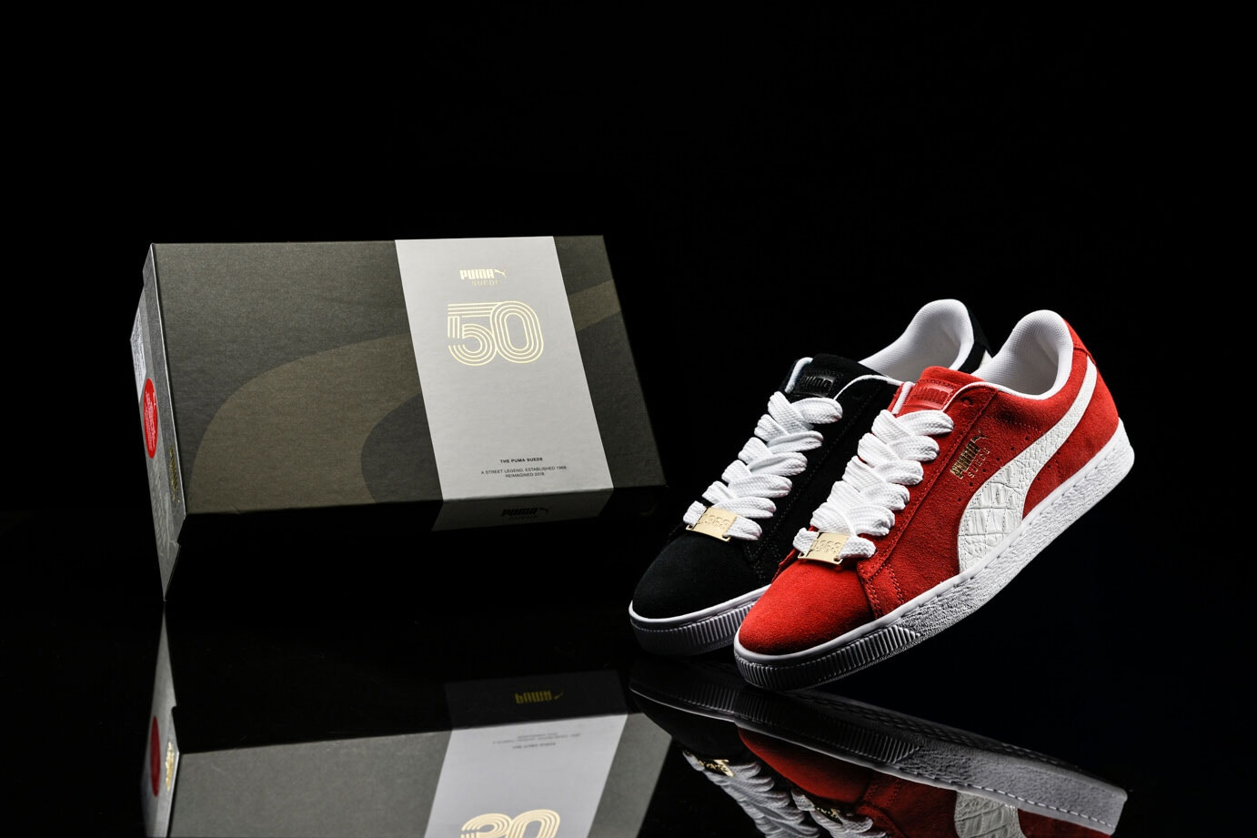 PUMA BBOYS CLASSIC 50TH ANNIVERSARY
