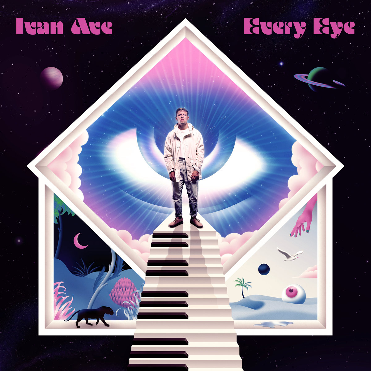 « EVERY EYE » DE IVAN AVE : UNE QUESTION DE POINTS DE VUE