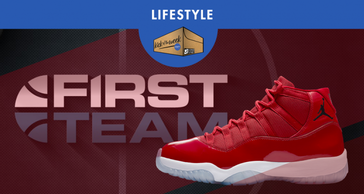 KICK OF THE WEEK #53 : AIR JORDAN XI WIN LIKE 96