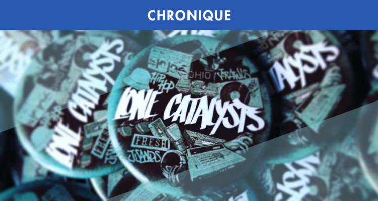 LONE CATALYSTS CÉLÈBRE LA CULTURE HIP HOP FLAMBOYANTE ET INTEMPORELLE