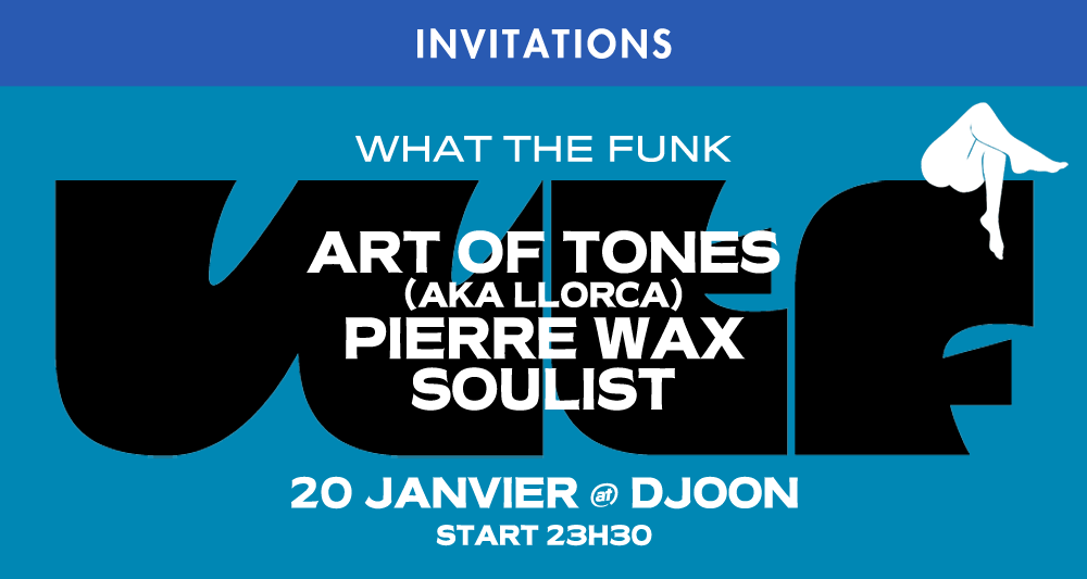 LA PLAYLIST DE ART OF TONES AKA LLORCA