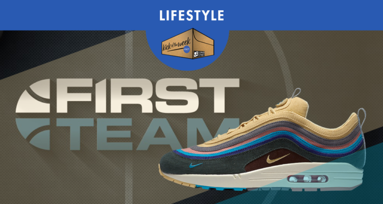 KICK OF THE WEEK #59 : NIKE AIR MAX 97/1 X SEAN WOTHERSPOON