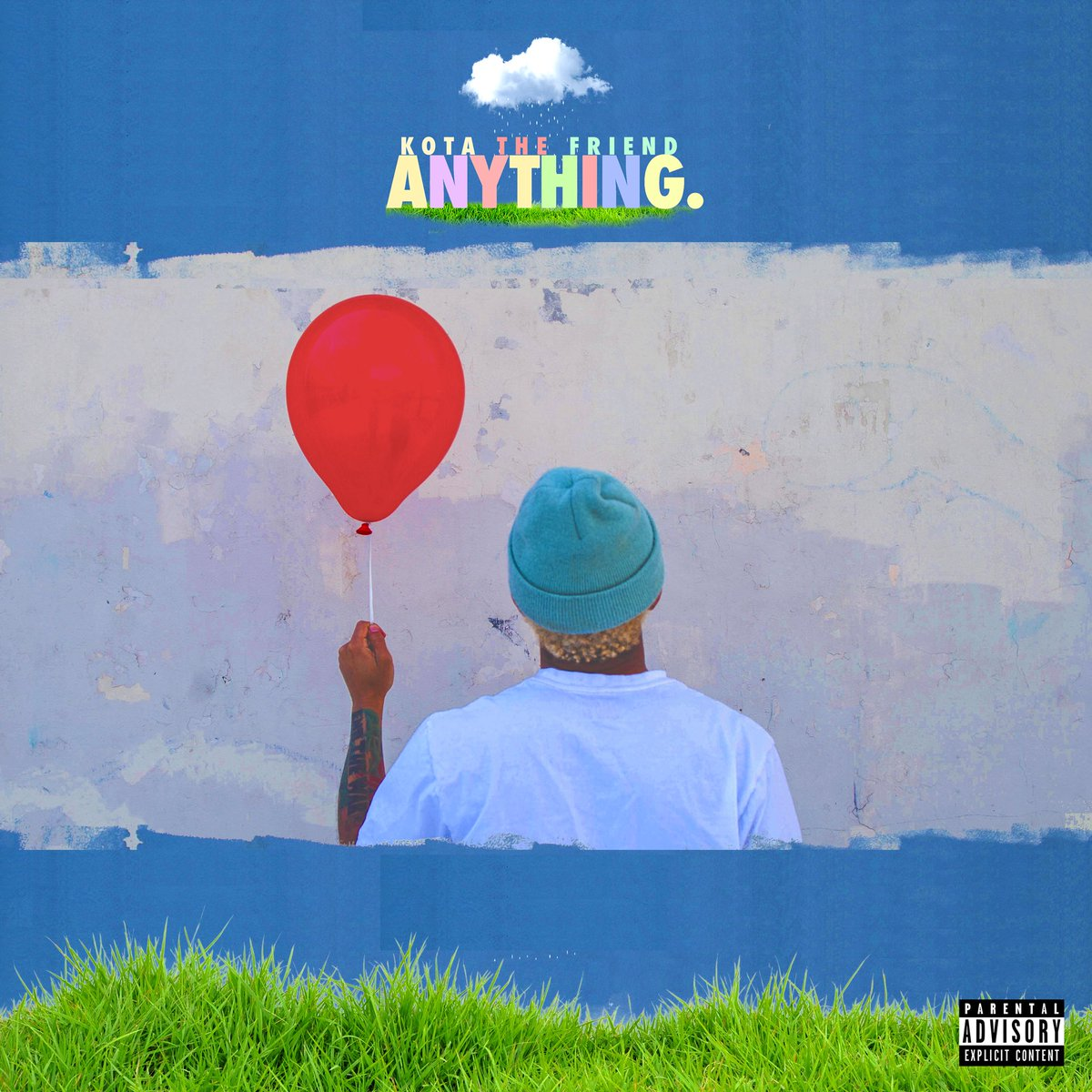 « ANYTHING EP » DE KOTA THE FRIEND : LA FORCE TRANQUILLE