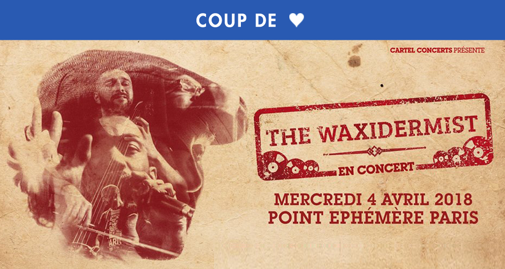 ABOUT THE BEATS : L'EP « THE SNOW » RACONTÉ PAR THE WAXIDERMIST