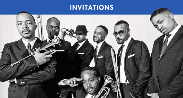 HYPNOTIC BRASS ENSEMBLE EN CONCERT
