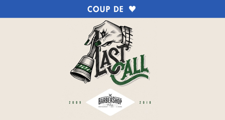 BARBERSHOP : LAST CALL