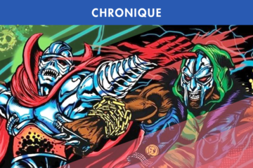 « CZARFACE MEETS METAL FACE » : MASQUES 2 FER