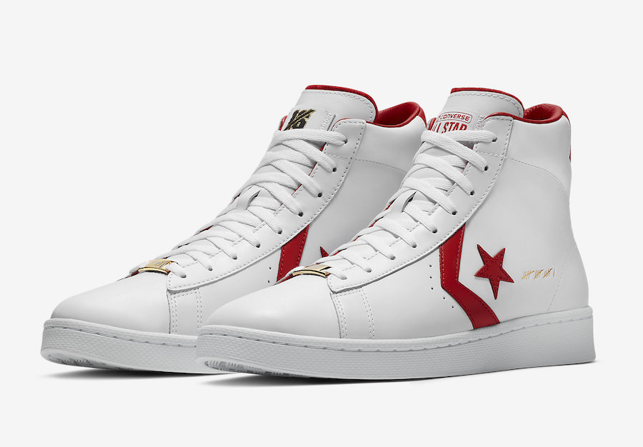 KICK OF THE WEEK #61 : CONVERSE PRO LEATHER THE SCOOP