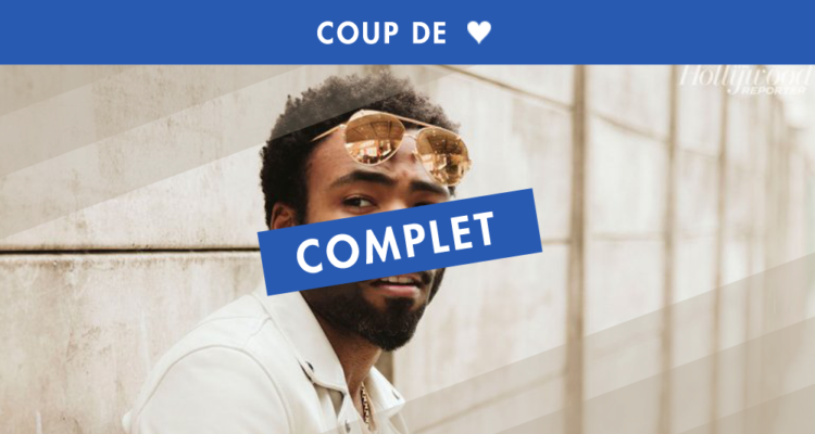 CHILDISH GAMBINO À PARIS (+ HER)