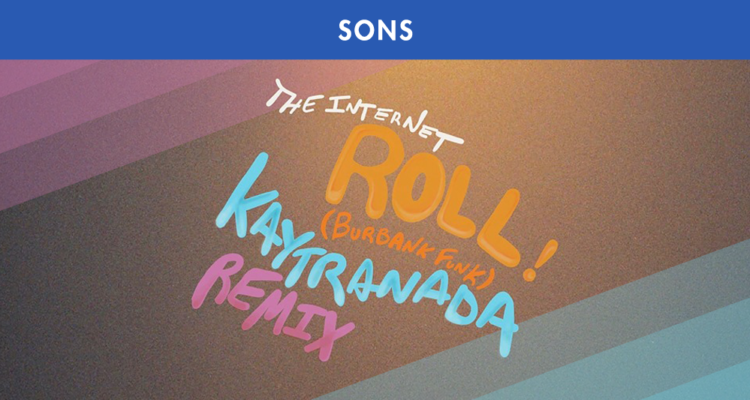 THE INTERNET : « ROLL (BURBANK FUNK) » REMIXÉ PAR KAYTRANADA