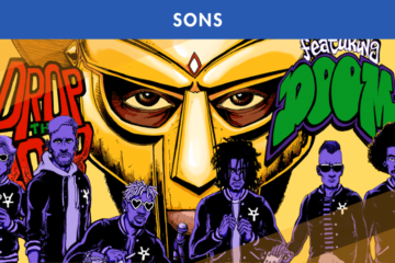 LE PREMIER TITRE DE YOUTH OF THE APOCALYPSE SONNE HIP HOP AVEC MF DOOM